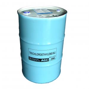 Trichoro Ethylene TCE C2HCl3, 290kg/phuy, Nhật Bản